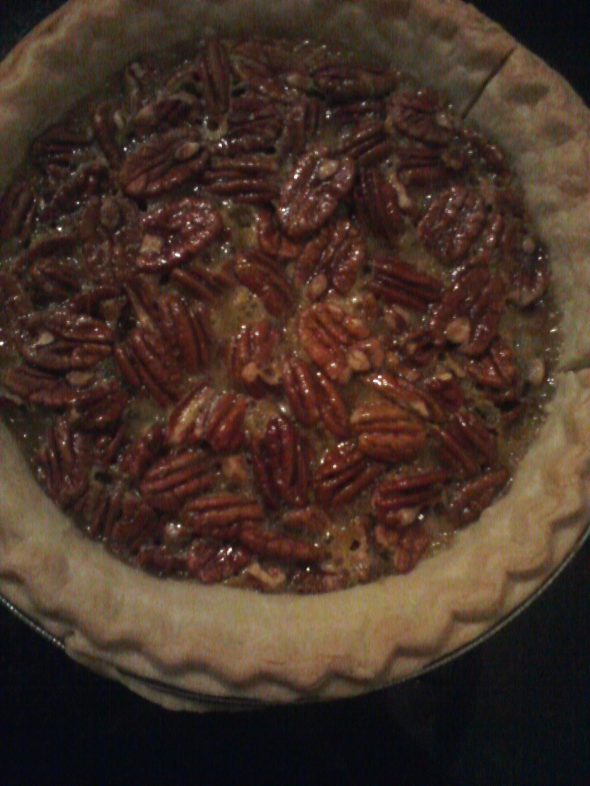 Holiday Cookbook: Southern Pecan Pie | A Beautiful Nest